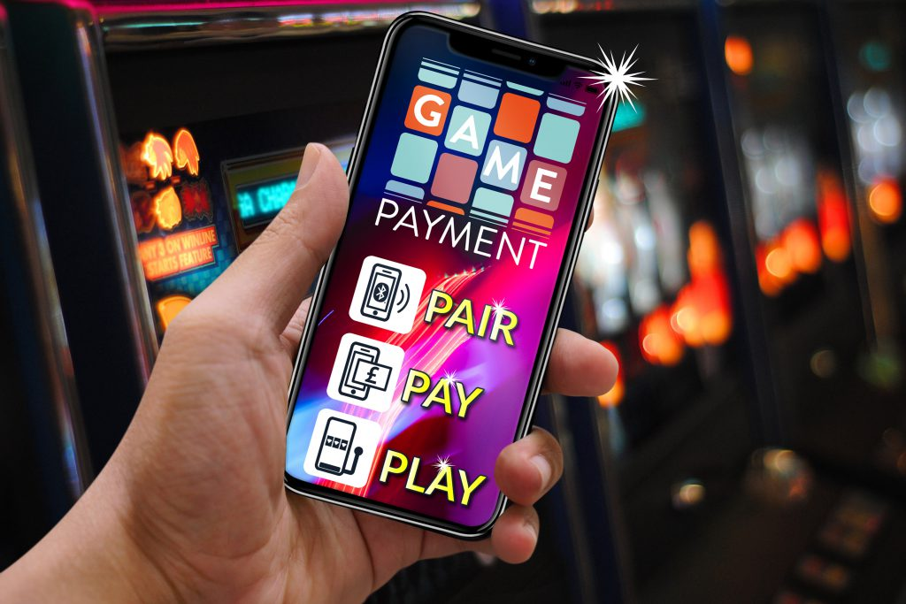Game Payment app