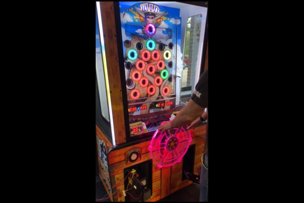 Amusement machine SEGA