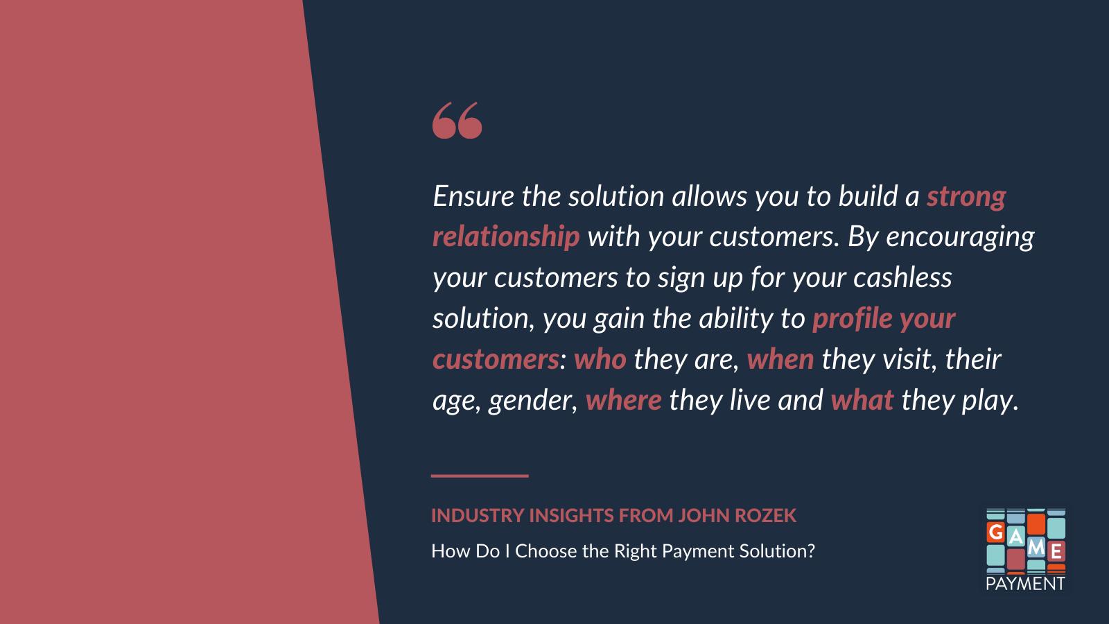 Industry Insights From John Rozek