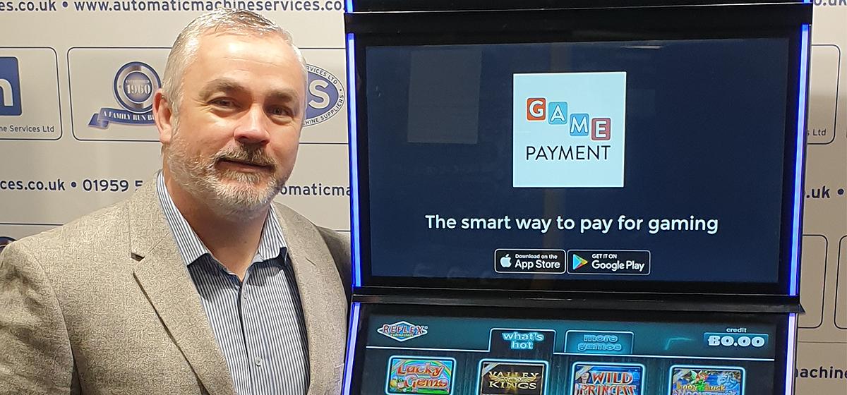 Jason Jarrett, Managing Director of Automatic Machine Services Ltd